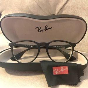 Ray-Ban Erika Eyeglasses in Tortoise